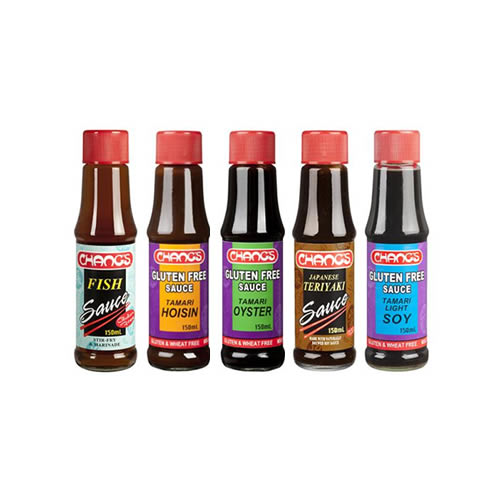 Chang s original sauce s 150ml fish for Is fish sauce gluten free