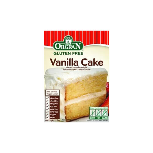 Dairy And Soy Free Cake Mix