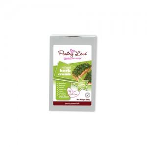 mixed herb crumbs