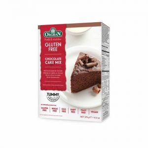 orgran chocolate cake mix